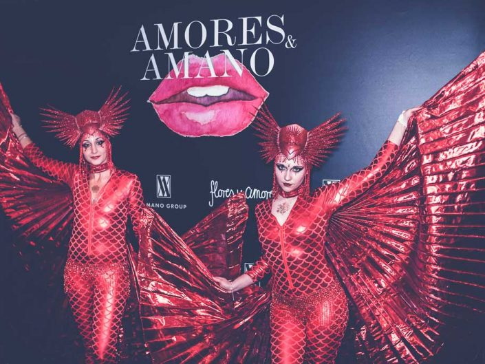 Amano meets Flores Amores